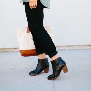 Madewell Billie Ankle Boots